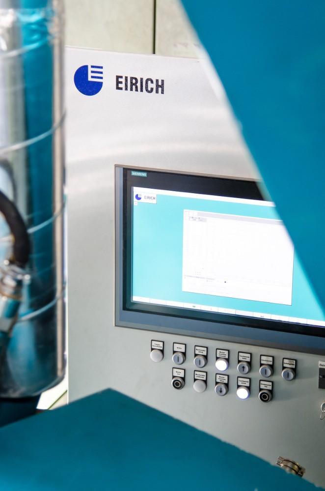 MGC Eirich Sandaufbereitung