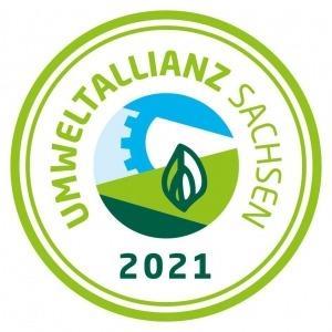 Umweltallianz Sachsen Logo 2021